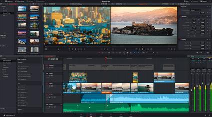 Curso completo del editor de vídeo DaVinci Resolve
